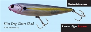 Picture of Kevin VanDam KVD Rattling Square Bill - Gizzard Shad