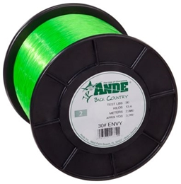 Picture of Ande Back Country Monofilament Line - 2 lb. Spool