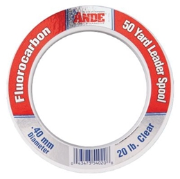Picture of Ande Fluorocarbon Leader - 50 Yards