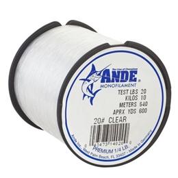 Picture of Ande Premium Monofilament Line - 1/4 lb. Spool