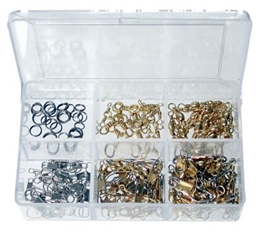 Picture of Bass Pro Shops 150-Piece Swivel Assortment
