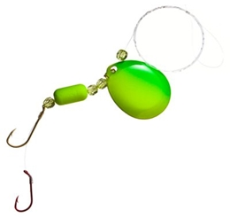 Picture of Bass Pro Shops XPS Walleye Angler Walleye Rig - Floating Double Hook